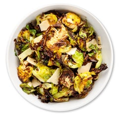 NEW! Honey Roasted Brussels Sprouts